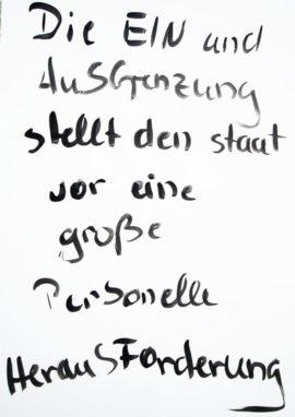 Plakat1- Claudia Strohm - Stuttgart